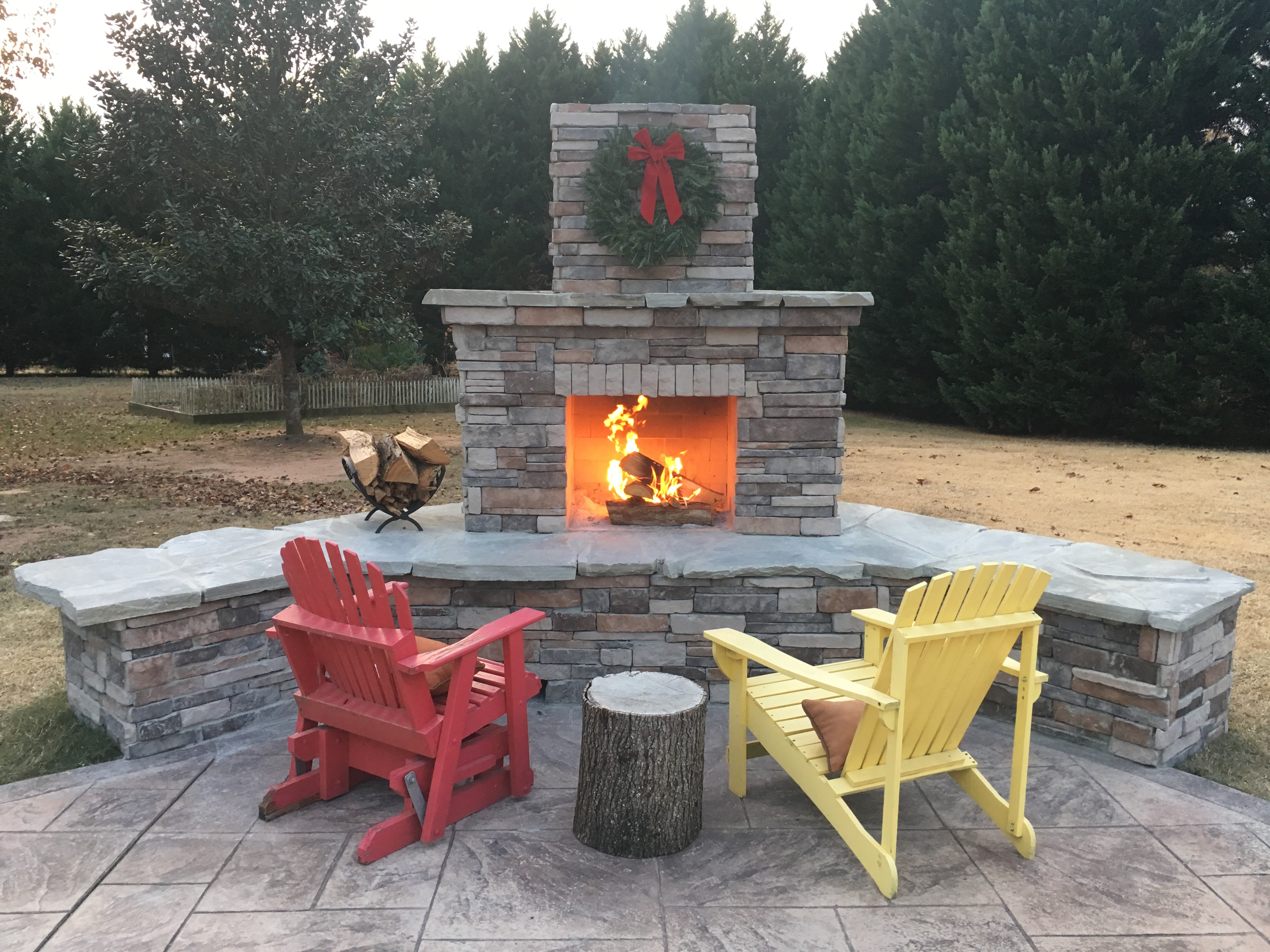 Douglas Fireplace - Your DIY Outdoor Fireplace Headquarters