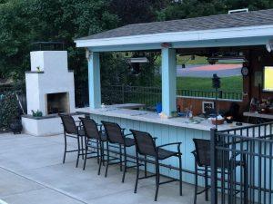 diy outdoor fireplace kits phoenix backyard masonry firebrick