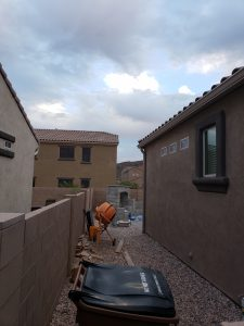 diy outdoor fireplace douglas mini propane gas lighting cinderblock fire mountain arizona