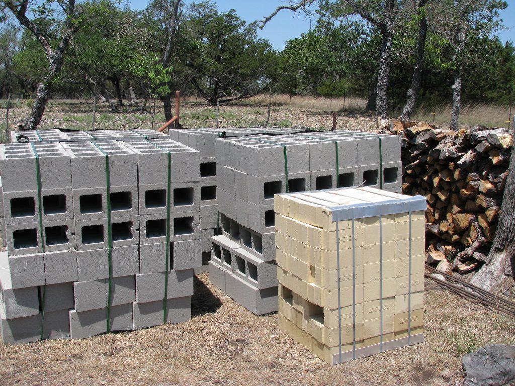 Cinder Block in Bulk - Your DIY Outdoor Fireplace Headquarters on Cinder Block Fireplace Diy id=31015