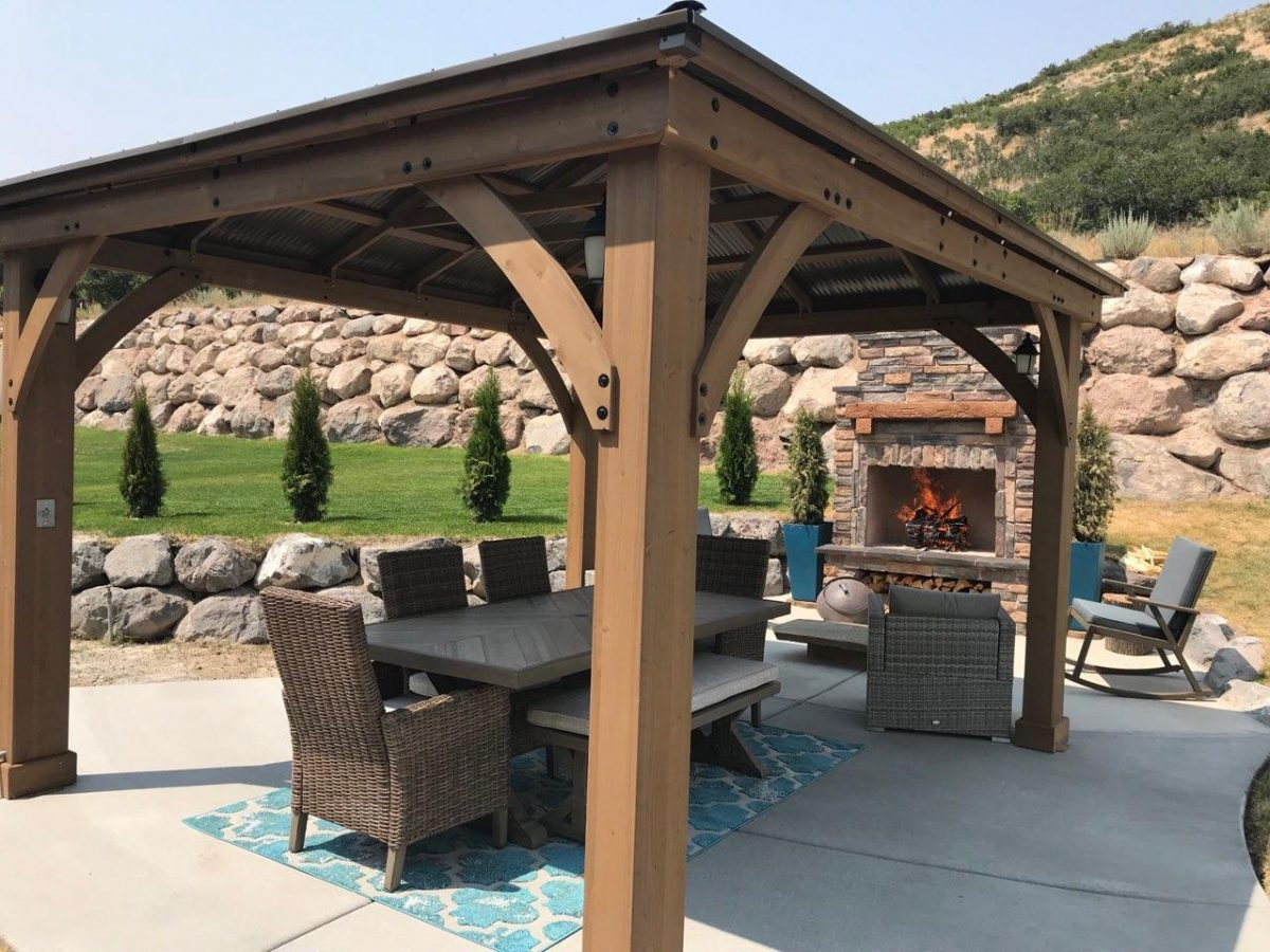 Your DIY Outdoor Fireplace Headquarters on Cheap Diy Outdoor Fireplace id=42339